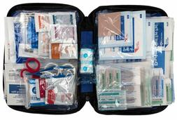 First Aid Only All-purpose First Aid Kit Soft Case with Zipp