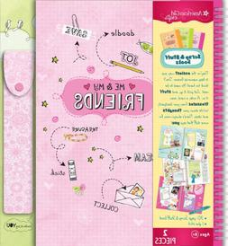 American Girl Crafts Travel Size Friends Scrap and Stuff Boo