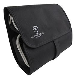 Hanging Travel Toiletry Bag for Men, Woman - Compact, Keeps