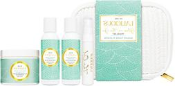 LALICIOUS - Sugar Tiare Flower Glow on the Go Travel Set