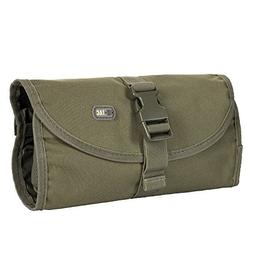 M-Tac Hanging Toiletry Bag Mens Travel Flat Military