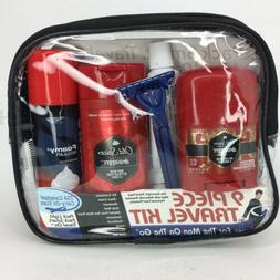 Old Spice 9 Piece Travel Kit For The Man On The Go