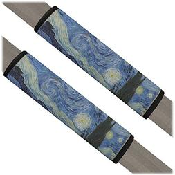 RNK Shops The Starry Night  Seat Belt Covers