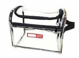 Rough Enough Transparent Large Capacity Toiletry Bag Big Vol