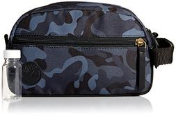 Timberland Men's Travel Kit,black camo,One Size