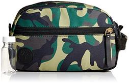 Timberland Men's Travel Kit,green camo,One Size