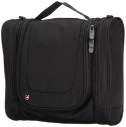 Victorinox Hanging Toiletry Kit, Black, One Size