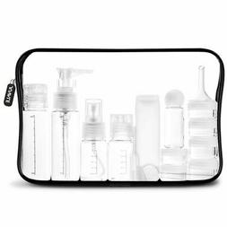 airline bottles plastic set holds