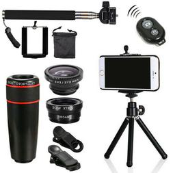 All In1 Accessories Phone Camera Lens Travel Kit For Cell Ph