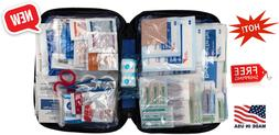 First Aid Only All-purpose First Aid Kit, Soft Case, 299-Pie