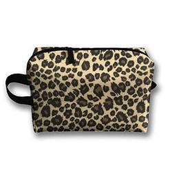 RONG FA Animal Leopard Print Design Portable Travel Makeup B