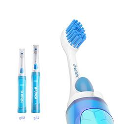 BASEEING B-RUSH Toothbrush with Toothpaste Inside and Water
