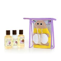 Little Twig All Natural Baby Travel Basics Bee Set with Baby