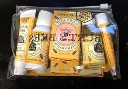 Burt's Bees Baby Bee Getting Started Kit Travel Sizes New!