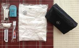 SkyTeam Business Amenity Travel Bag Kit Accessories Included