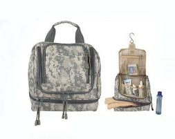 Camouflage Travel Organizer Accessory Toiletry Cosmetic Medi
