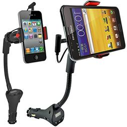 Car Mount, Alpatronix MX100 Universal Charging Dock Station