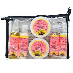 Jane Carter Curls to Go 6-Pack Travel Kit