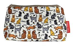 Selina-Jayne Cats Limited Edition Designer Toiletry Bag