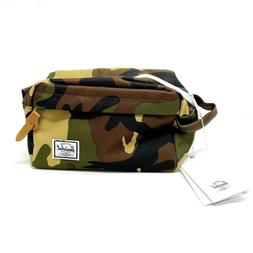 Herschel Supply Co. Chapter Travel Kit Toiletry Bag Woodland