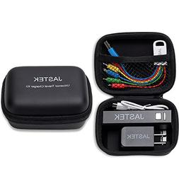 JASTEK Charger Kit, Universal 6 in 1 Travel Charger Gift Set