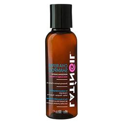 LATINOIL Chia Repair Sulfate-Free Shampoo Travel Kit 2 Oz -