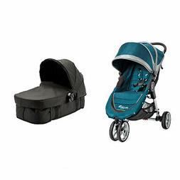 Baby Jogger City Mini Compact Baby Travel Stroller + Pram Ba