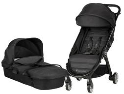 Baby Jogger City Tour 2 Stroller w Bassinet Kit Pram Travel