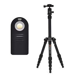 Mefoto Classic Aluminum Roadtrip Travel Tripod/Monopod Kit -