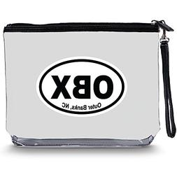 Clear Travel Bag with Heavy Duty Transparent Plastic Pouch,