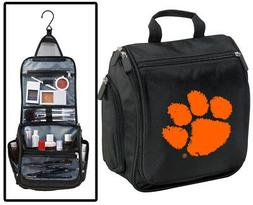 Clemson University Toiletry Bags Or Hanging Clemson Tigers S