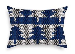 20 X 26 Inches / 50 By 65 Cm Colorful Geometry Throw Cushion