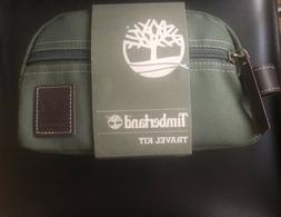 Timberland Core Canvas Travel Kit Olive Green New With Tag