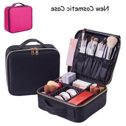 Cosmetic Travel Case Storage Makeup Brushes Kits With DIY Ad