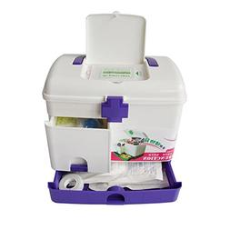 Creative Large Portable First Aid Kit Travel Medical Box, 1