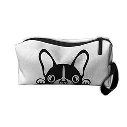 4ME4U Cute Baby French Bulldog Gift Portable Storage Pouch T