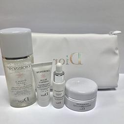 Dior Diorsnow Brightening Total Travel Set with lovely White