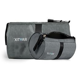 The Raytix Travel Dopp Kit – Two Piece Durable, Foldable a