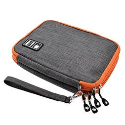 LIFEMATE Travel Accessories Electronics Organizer, Universal