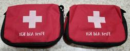 Emergency Medical Travel First Aid Kit Bag Home Small Surviv