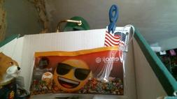 "EMOji BRUSH BUDDIES TRAVEL & HOME KIT  ""FRE 1 DAY SHIP""  ONL"