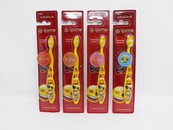 Brush Buddies Emoji Oral Care Travel Kit
