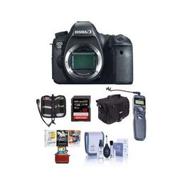 Canon EOS-6D Digital SLR Camera Body, 20.2 Megapixel - Bundl