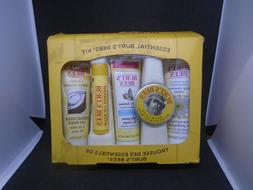 Essential Burt's Bees Kit Gift Set 5 Travel Size Products