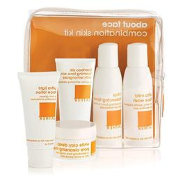 LATHER About Face Combination Skin Care Kit – travel frien