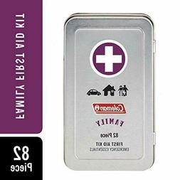Coleman 82 Piece Family First Aid Kit - for camping, travel