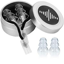 High Fidelity Ear Plugs for Musicians by BetterSound | Noise
