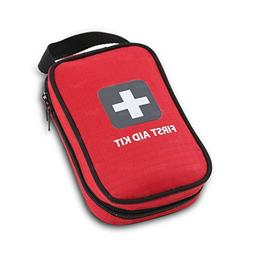 First Aid Kit – 100 Pieces – Bag. Packed with hospital g