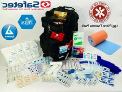 First Aid Kit All Purpose Emergency Trauma Outdoor Travel Ki