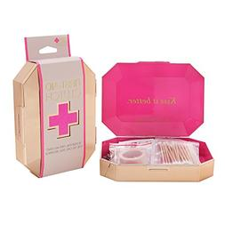 BLINGSTING First Aid Clutch Travel Case - Emergency Kit with